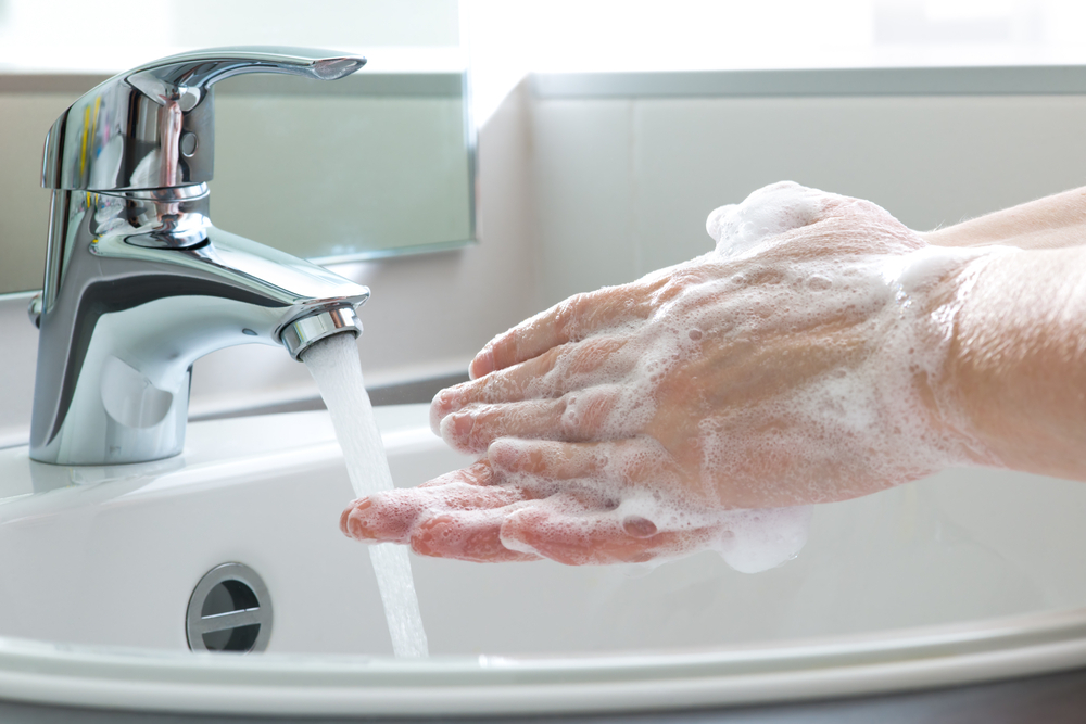 The Power Of Hand-Washing To Prevent Coronavirus
