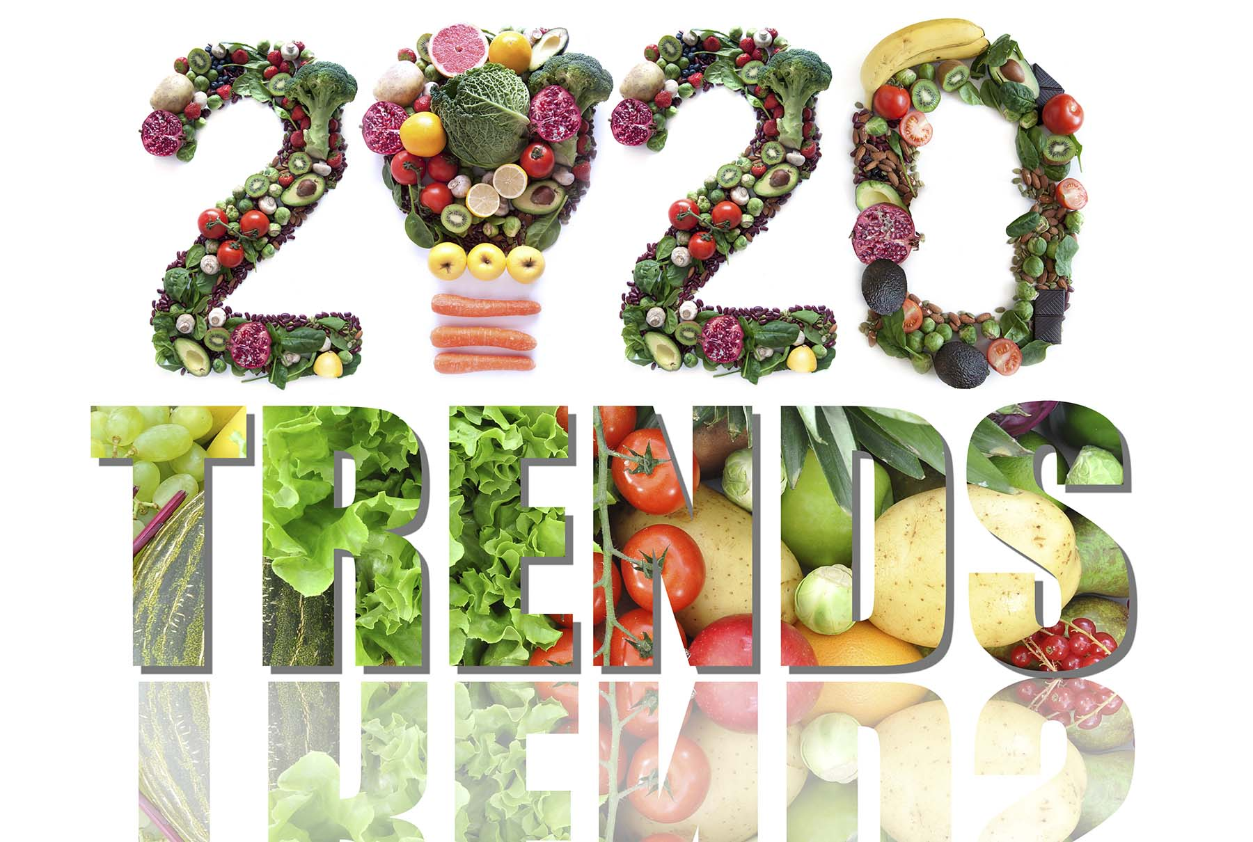 The 12 Food Trends You're Going To See Everywhere In 2020